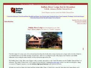 Buffalo River Lodge Bed & Breakfast
