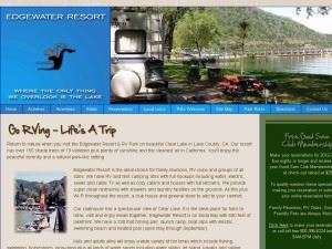 Edgewater Resort & RV Park