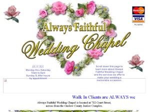 Always Faithful Wedding Chapel