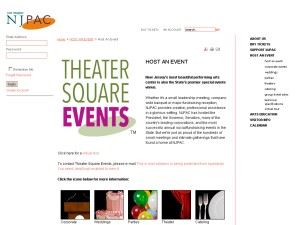 Theater Square Events