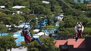 Zoom Ziplines at Mountain Creek