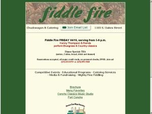 Fiddle Fire Catering