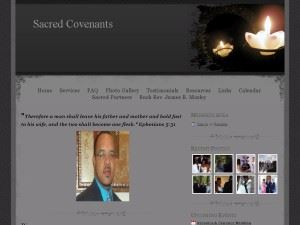 Sacred Covenants