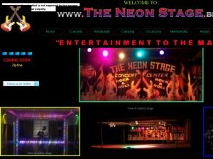 The Neon Stage