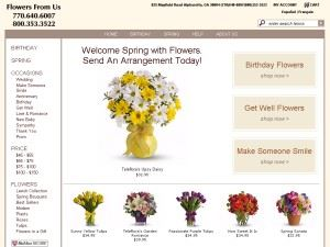 Flowers From Us Event Florist