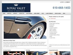 Royal Valet