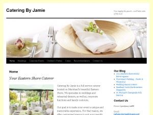 CATERING BY JAMIE