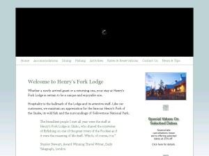 Henry's Fork Lodge