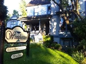 Winchester Inn And Restaurant