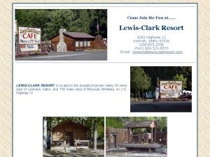 Lewis-Clark Resort