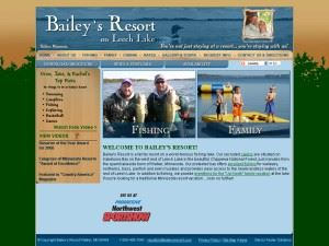 Baileys Resort On Leech Lake