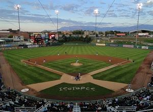 Isotopes Park - Albuquerque Isotopes
