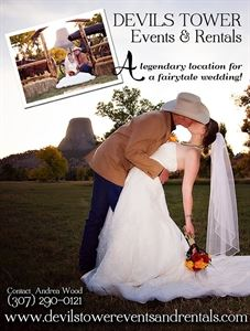 Devils Tower Events and Rentals