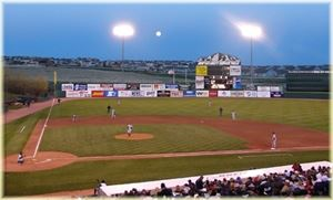 Security Service Field - Sky Sox Stadium