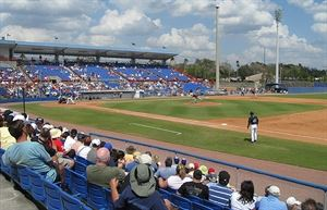 Knology Park - Dunedin Blue Jays
