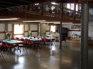 Riley Party Barn