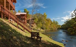 Hiawassee River Retreat