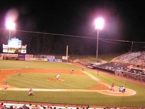 Pringles Park - West Tenn Diamon Jaxx