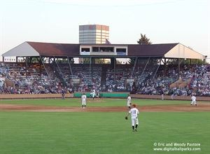 Cobb Field - Billings Mustangs