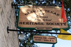 German Texan Heritage Society