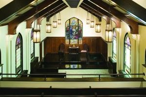 Koten Chapel at North Central College