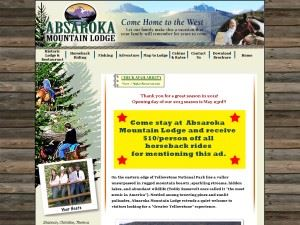 Absaroka Mountain Lodge