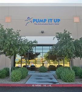 Pump It Up of Peoria