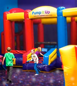 Pump It Up of Lake Forest