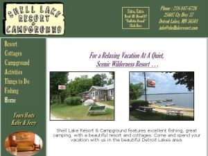 Shell Lake Resort & Campground