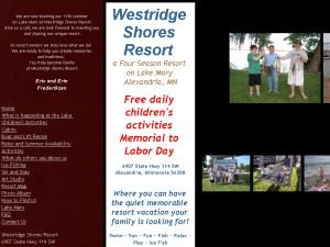Westridge Shores Resort