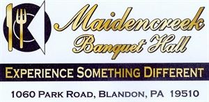 Maiden Creek Banquet Hall