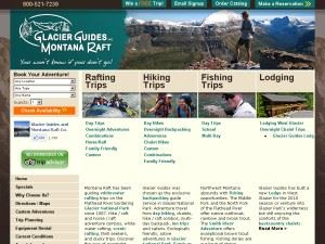 Glacier Wilderness Guides & Montana Raft Company