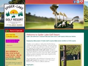 Spider Lake Golf Resort