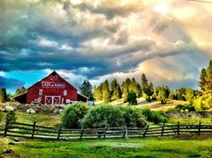 Lazy R Ranch (Idaho Guest Ranch)