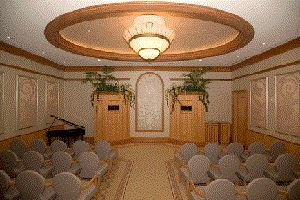 The Forever Grand Wedding Chapel at MGM Grand