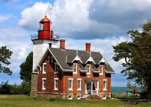 Historic Dunkirk lighthouse