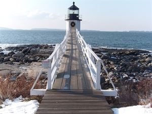 Marshal Point Lighthouse