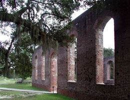 Brunswick Town/Fort Anderson State Historic Site