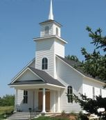 Meridian Historical Village Chapel