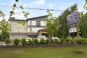 Best Western - Peace Arch Inn