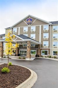 Best Western - Thompson Hotel & Suites