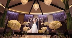 The Wedding Chapel at Aria Resort and Casino