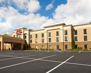 Hampton Inn & Suites Lamar