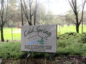Cold Springs Golf & Country Club
