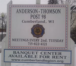 ANDERSON-THOMSON POST 98