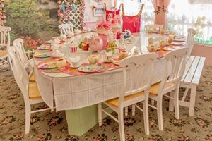 Olivia's Dollhouse Tea Room