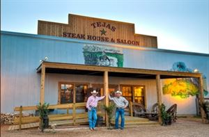 Tejas Steakhouse and Saloon