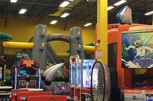 Jump Zone Party Play Centers