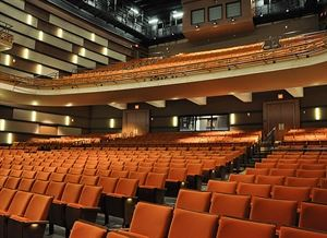 North Carolina Blumenthal Performing Arts