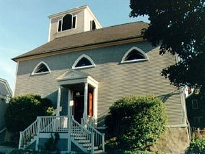 St. Michael's  Church - Marblehead
